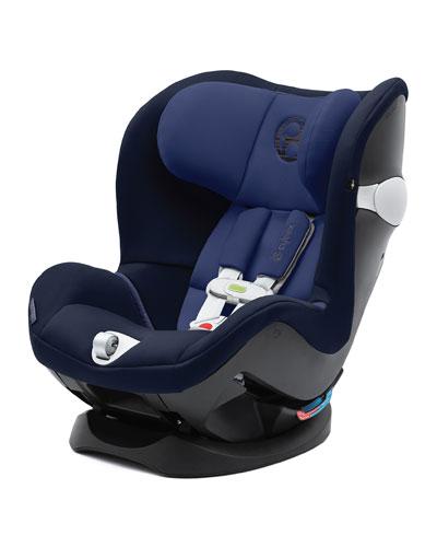Sirona M SensorSafe Car Seat with Driver Alert  Denim Blue