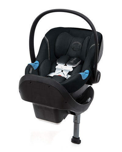 Aton M Sensorsafe Car Seat  Lavastone Black