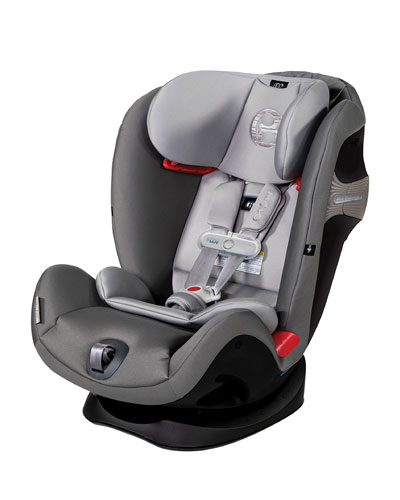 Eternis S SensorSafe Car Seat  Manhattan Grey