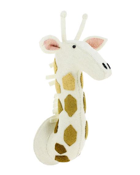 Fiona Walker Designs Kids' Semi Giraffe Head Wall