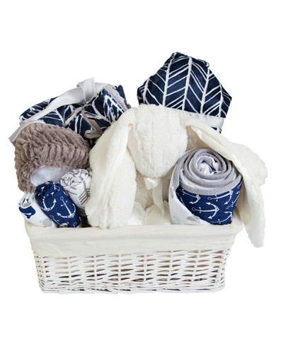 Sailor Boy Gift Basket