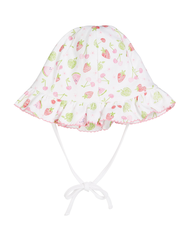Kissy Kissy Tutti Frutti Floppy Baby Hat  d09f7e28885