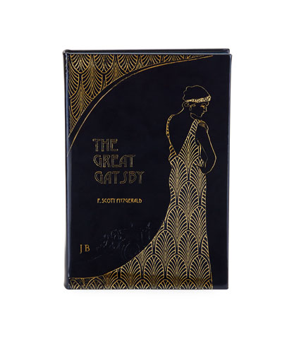 The Great Gatsby Book by F. Scott Fitzgerald  Personalized