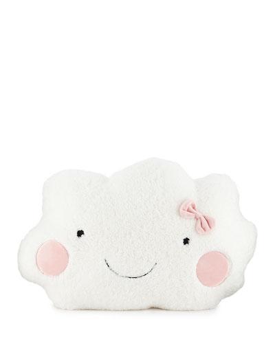Kids' Plush Cloud Pillow