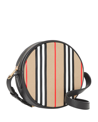 Kids' Icon Stripe Crossbody Bag