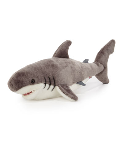 Fin the Great White Shark Stuffed Animal