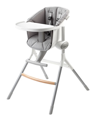 Up & Down High Chair w/ Cushion