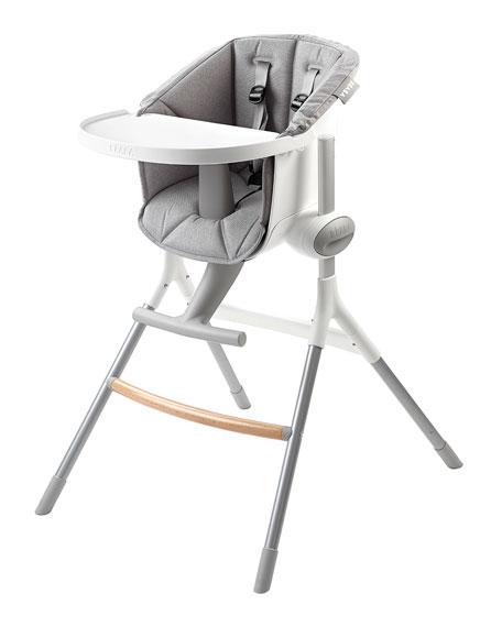 BEABA Up & Down High Chair w/ Cushion