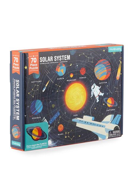 Hachette Book Group 70-Piece Solar System Puzzle