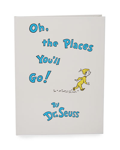 Oh  the Places You'll Go! Children's Book by Dr. Seuss