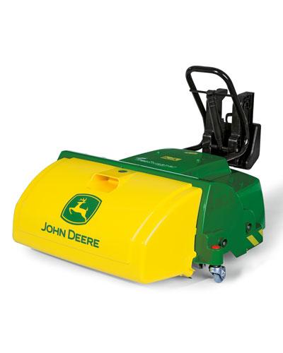 John Deere Sweeper Accessory Toy