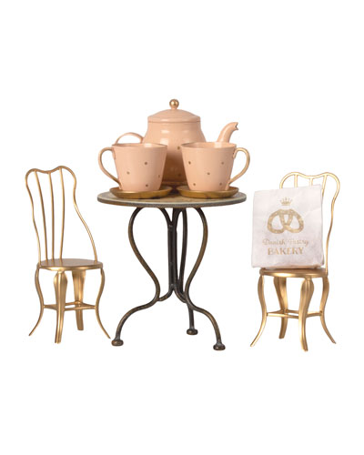 Tea & Biscuits for Two Set