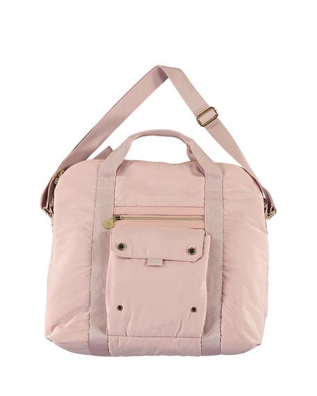 Stella McCartney Kids Zip-Top Diaper Bag