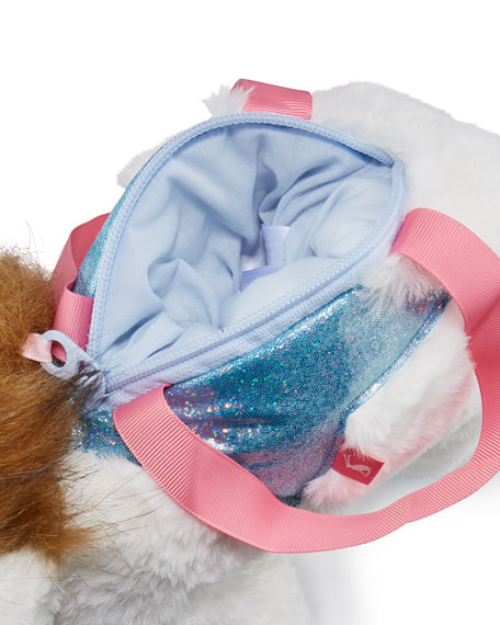 Joules Kid's Sparkle Horse Bag