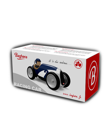 Baghera Toy Race Car