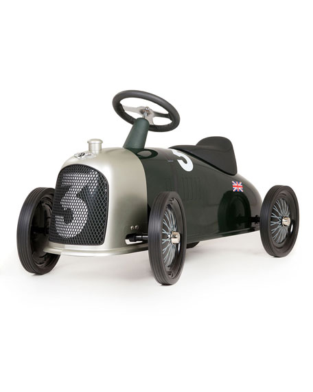 Image 1 of 2: Baghera Bentley Ride-On Car