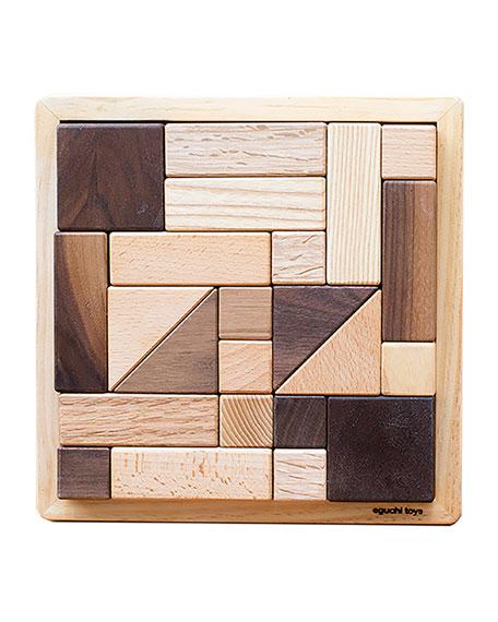 Eguchi Large Wood Puzzle