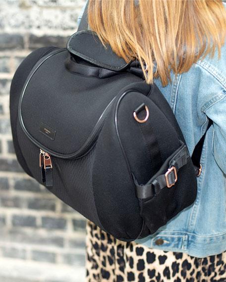 Storksak Poppy Luxe Convertible Backpack