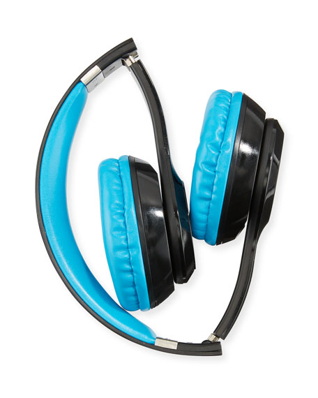 Image 2 of 2: Wireless Express Kids' Stereo Bluetooth On-Ear Headphones with Mic