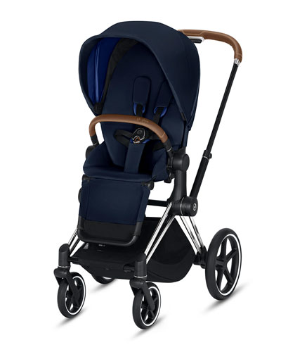 Priam One Box Stroller  Indigo Blue