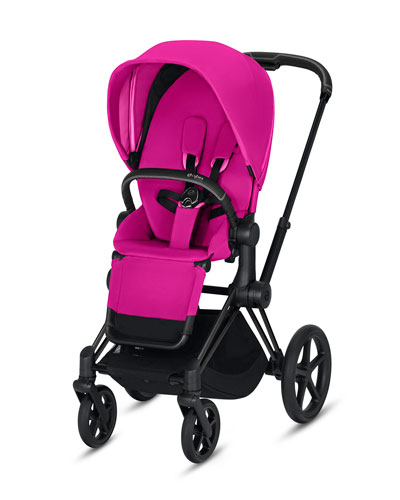 Priam One Box Stroller  Fancy Pink