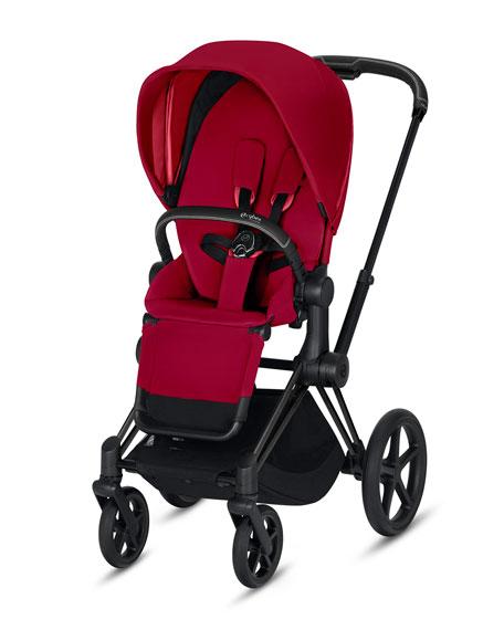Cybex Priam One Box Stroller, True Red