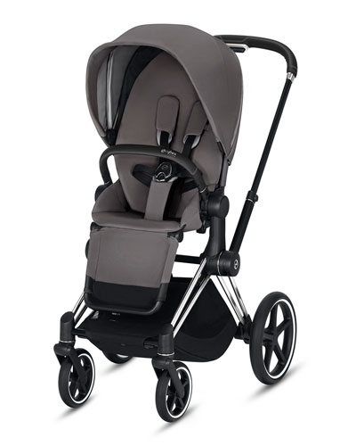 Priam One Box Stroller  Manhattan Gray