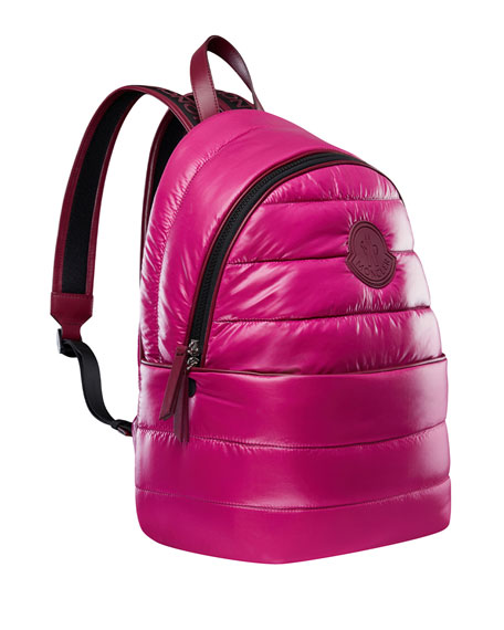 Moncler Kid's Down-Fill Backpack