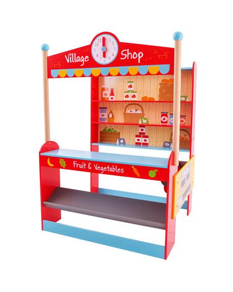 Bigjigs Toys Grocery Store Bundle Playset
