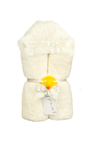 Swankie Blankie Carter Hooded Towel