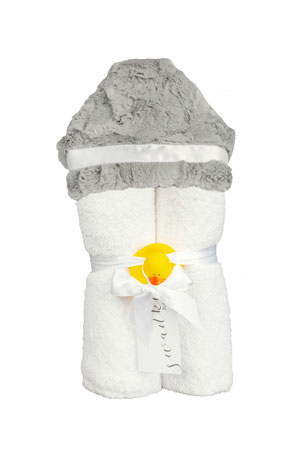 Swankie Blankie Addison Hooded Towel
