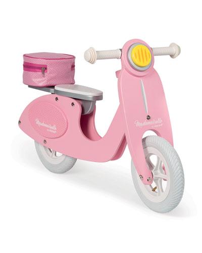 Mademoiselle Scooter Balance Bike