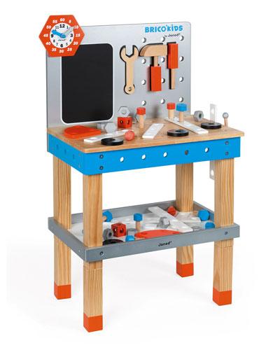 Brico'kids DIY Giant Workbench