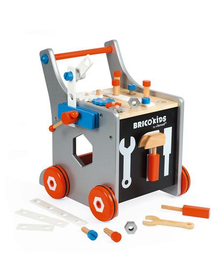 Juratoys Brico'kids DIY Trolley Play Set