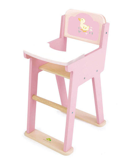 Image 1 of 2: Tender Leaf Toys Sweetie Pie Dolly Chair