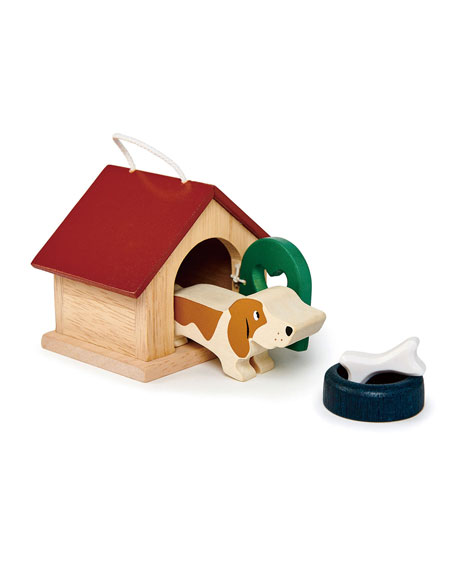Image 2 of 3: Tender Leaf Toys Pet Dog Play Set