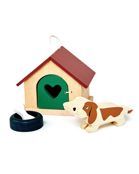 Image 3 of 3: Tender Leaf Toys Pet Dog Play Set