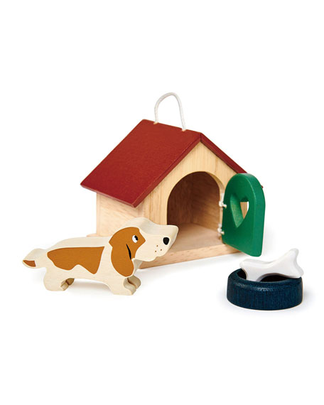 Image 1 of 3: Tender Leaf Toys Pet Dog Play Set