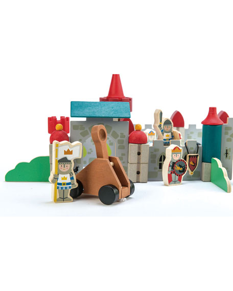 Tender Leaf Toys Royal Castle Play Set
