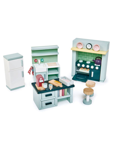 Tender Leaf Toys Dovetail Kitchen Play Set