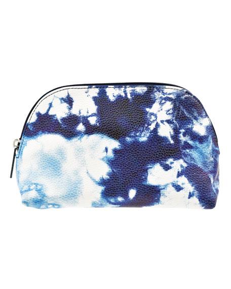 Iscream Kid's Tie Dye Cosmetic Bag