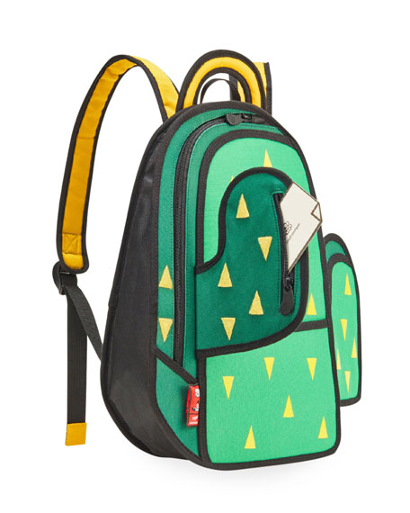 Jump from Paper Kid's Pop Art Cactus Backpack