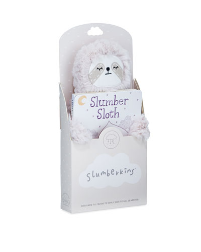 Slumber Sloth Snuggler Bundle
