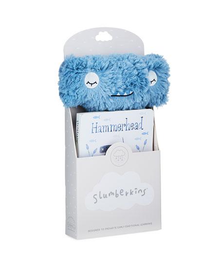 Slumberkins Hammerhead Snuggler Bundle