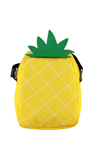 Molo Girl's Pineapple Crossbody Bag
