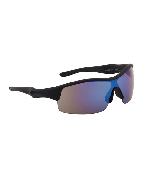 Molo Kid's Surf Sporty Wrap Sunglasses