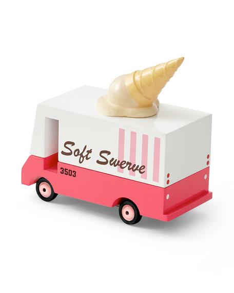 Candylab Toys Ice Cream Van Toy