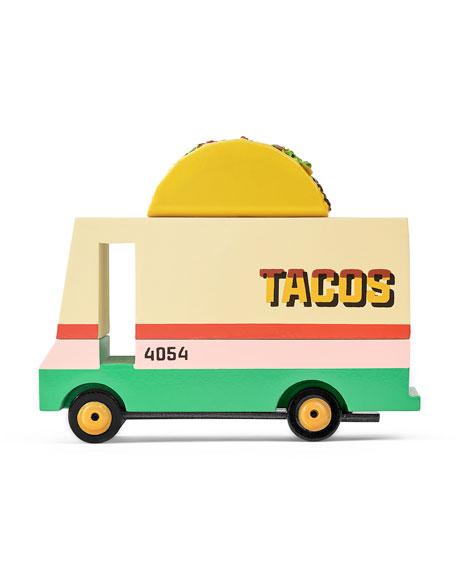 Candylab Toys Taco Van Toy