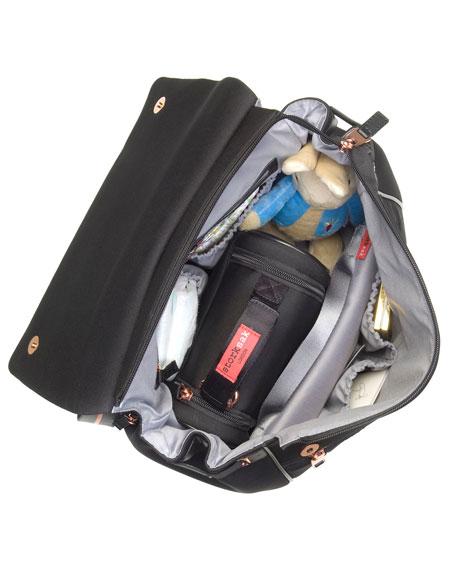 Storksak St. James Scuba Diaper Bag