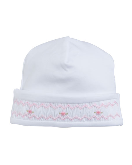 Kissy Kissy CLB Summer Bishop Smocked Baby Hat